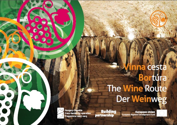 Wine Route brochure